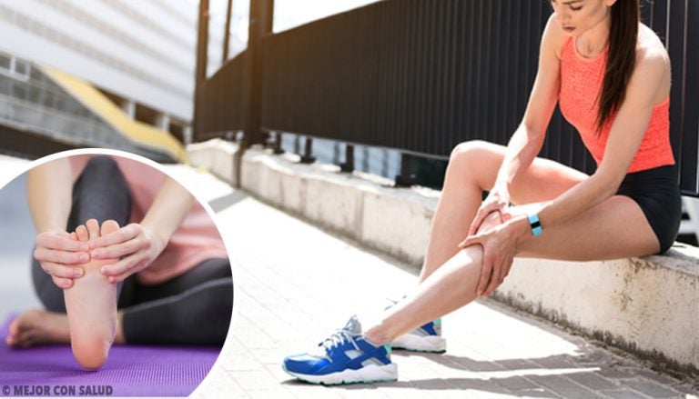 6 ejercicios para liberarse de los espasmos