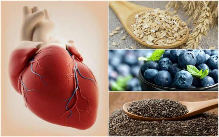 7 alimentos que deberías consumir para proteger tu corazón