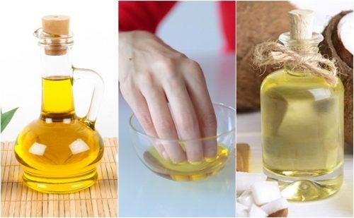7 ingredientes naturales con los que puedes hidratar tus uñas