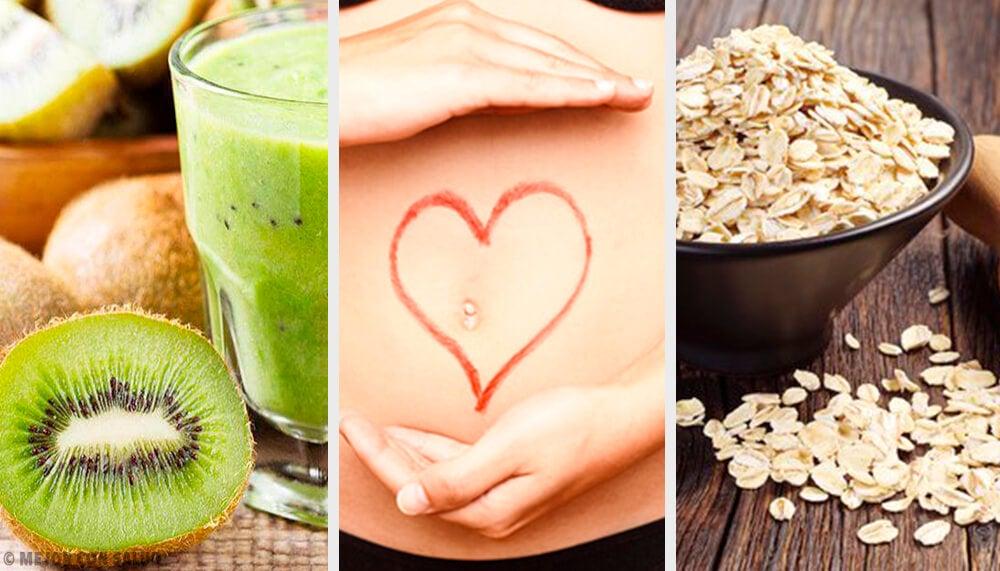 8 alimentos que te harán ir al baño