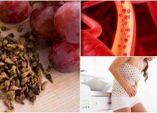 8 razones por las que debes comer semillas de uva