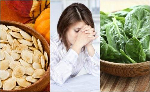 8 superalimentos que te pueden ayudar a combatir la fatiga