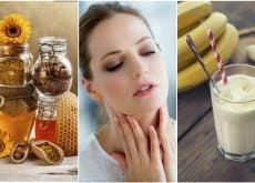 Alivia la garganta reseca con estos 6 remedios naturales