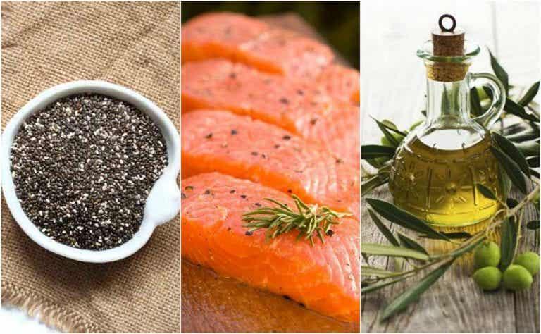 Aumenta tu consumo de omega 3 incluyendo estos alimentos en tu dieta