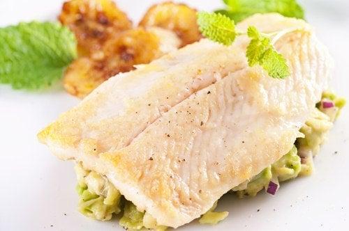 tipos de pescado que podrían resultar perjudiciales para la salud: blanquillo
