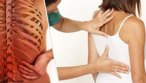 Cómo puede afectar el estrés a nuestra columna vertebral
