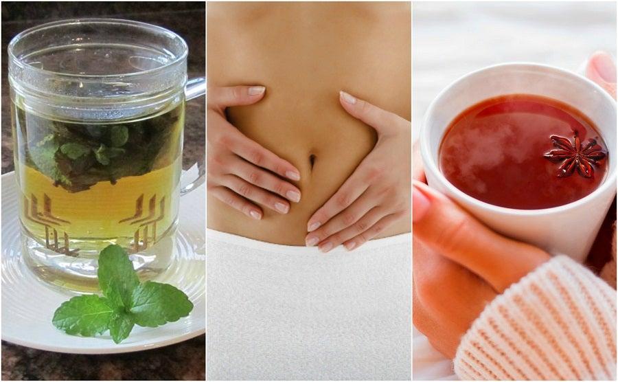 Cómo combatir los gases intestinales con 6 remedios naturales