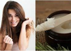 Cómo preparar un bálsamo casero para estimular el crecimiento del cabello