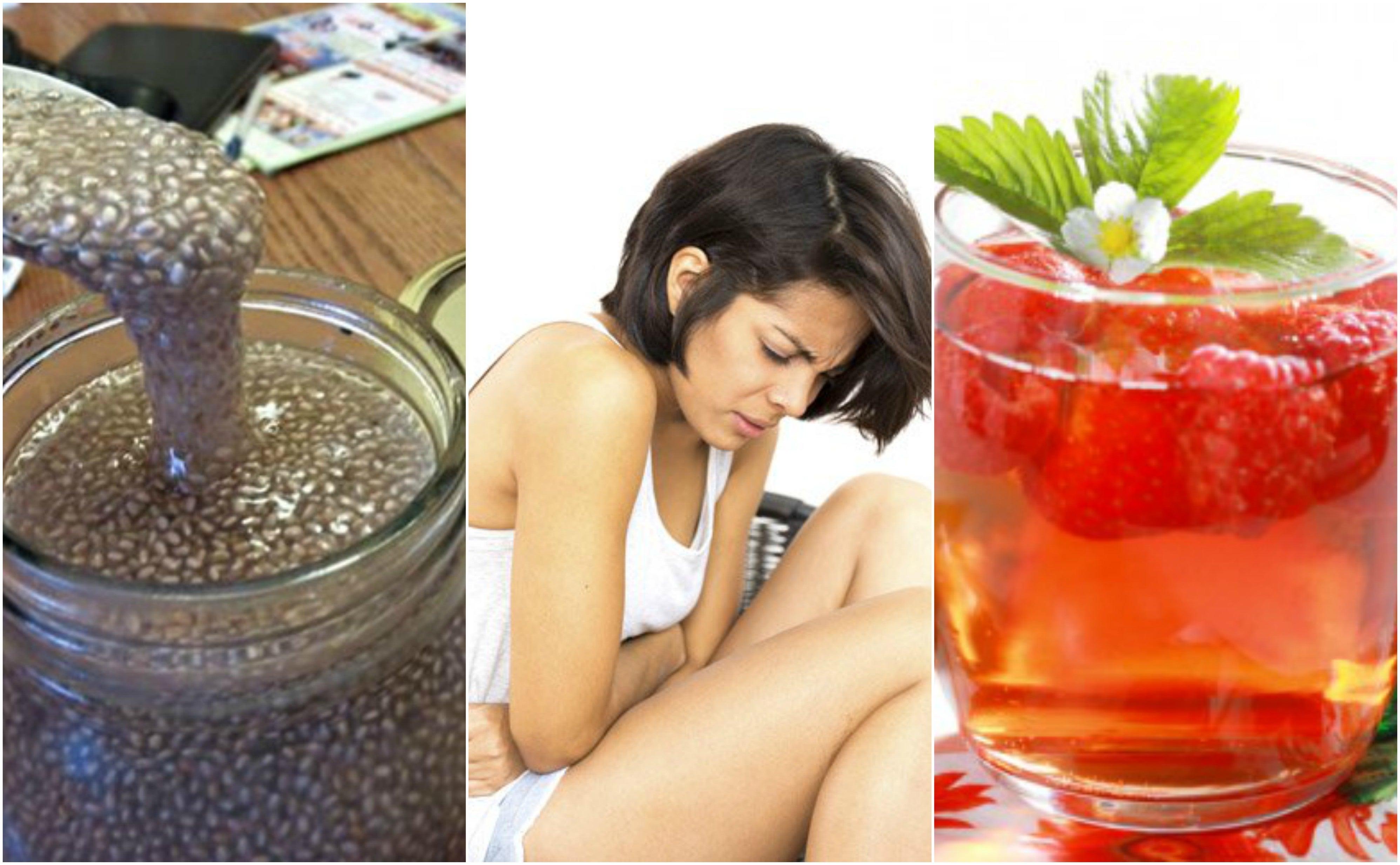 Combate el dolor menstrual preparando estos 5 remedios caseros