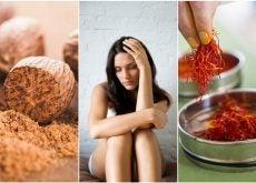 Combate la depresión de forma natural con estos 6 remedios caseros