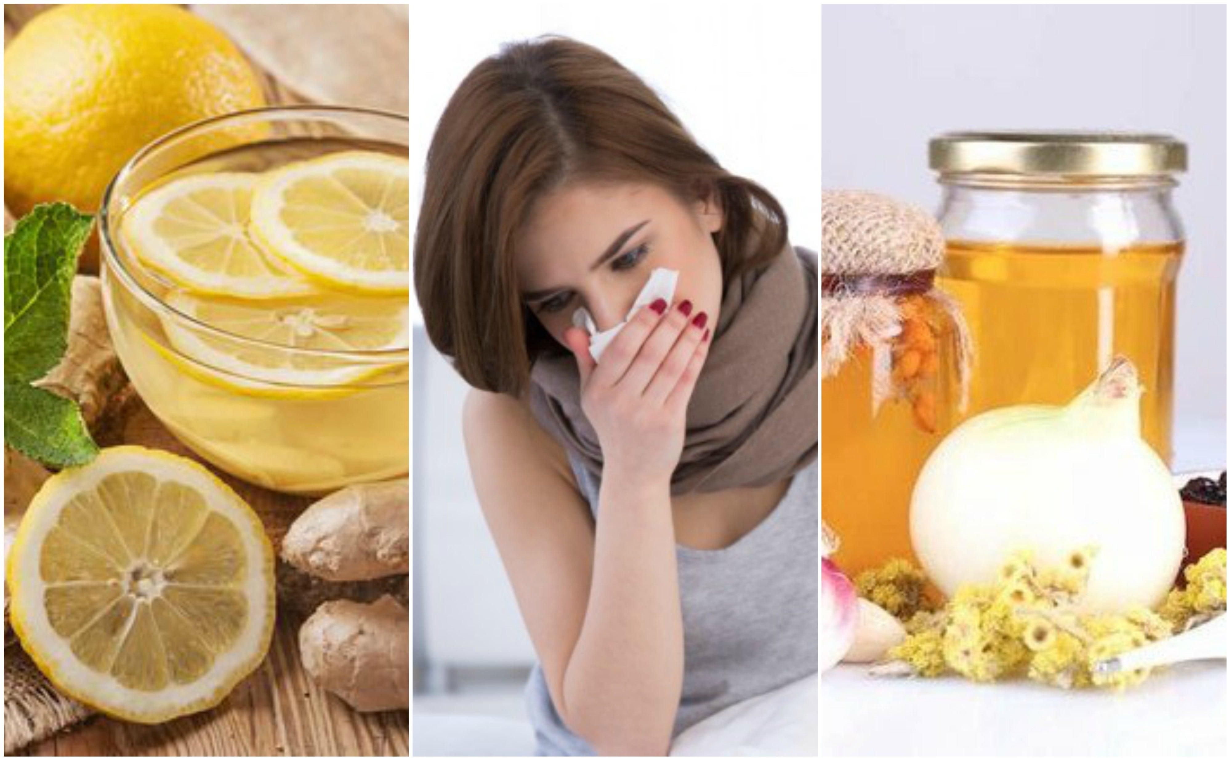 Elimina el exceso de flema y alivia la congestión con estos 5 remedios  caseros - Mejor con Salud