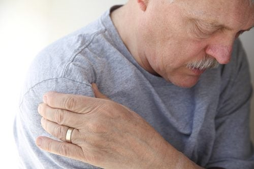 Age plays an important role in shoulder tendonitis