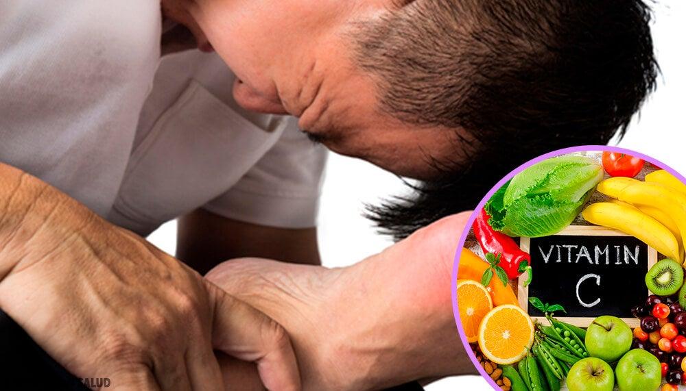 La influencia de la alimentación para padecer gota