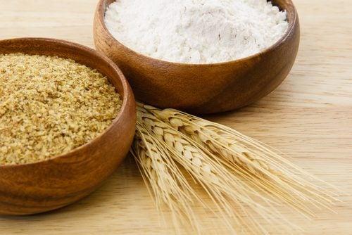 El trigo es parte de la receta de las tortillas a la mexicana