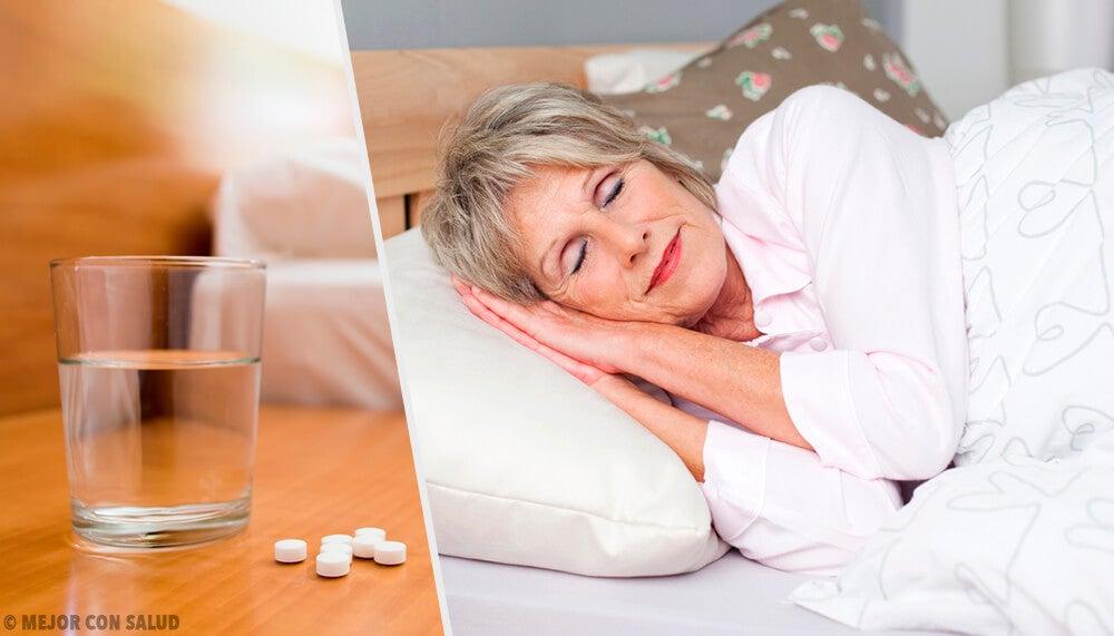 Los riesgos y los efectos secundarios de las pastillas para dormir