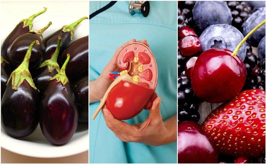 Mejora la salud de tus riñones consumiendo estos 8 alimentos