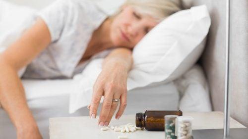 Pastillas para dormir crean adicción