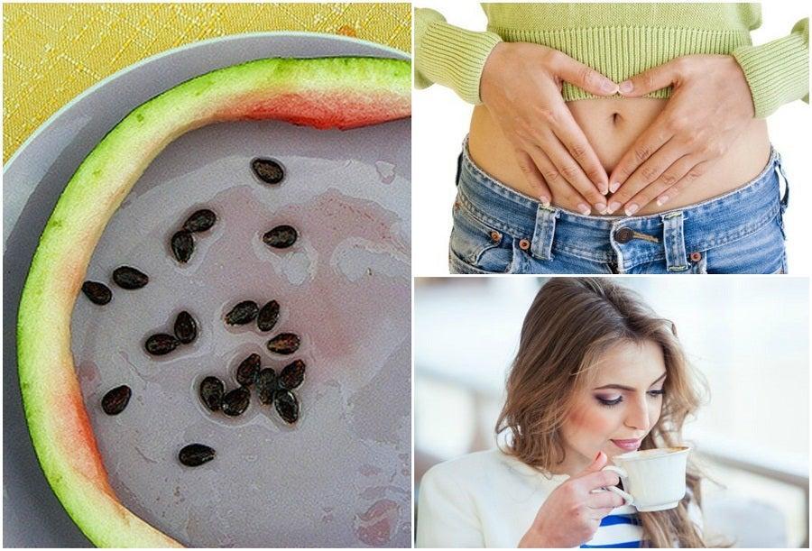 Prepara una infusión de semillas de sandía y obtén estos 8 beneficios