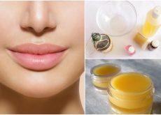 Prepara tu propio protector labial con ingredientes 100% naturales