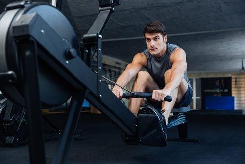 Primero el trabajo anaeróbico para no hipertrofiar los músculos