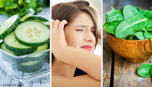 dieta para evitar dolor de cabeza