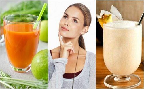 recetas de jugos naturales nutritivos para niños