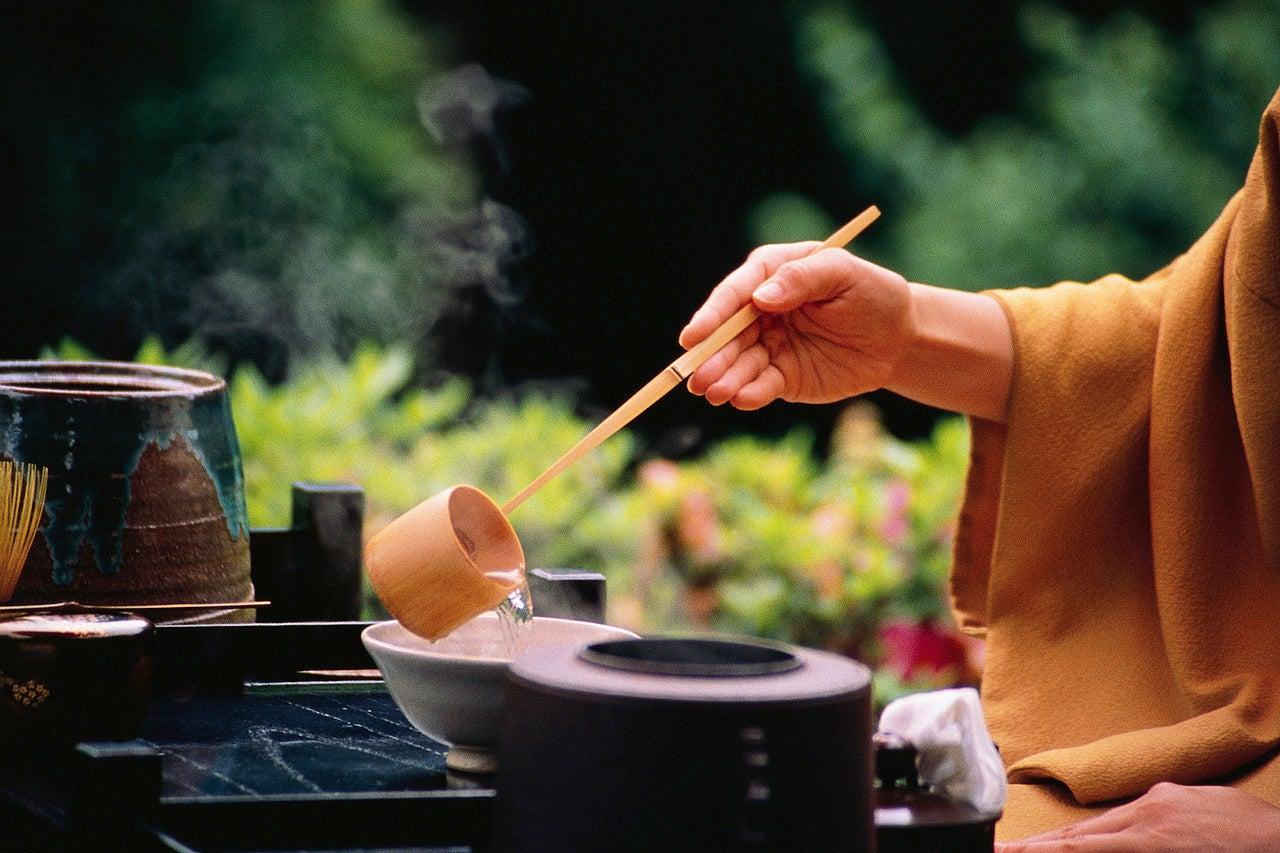 Ceremonia japonesa del té.