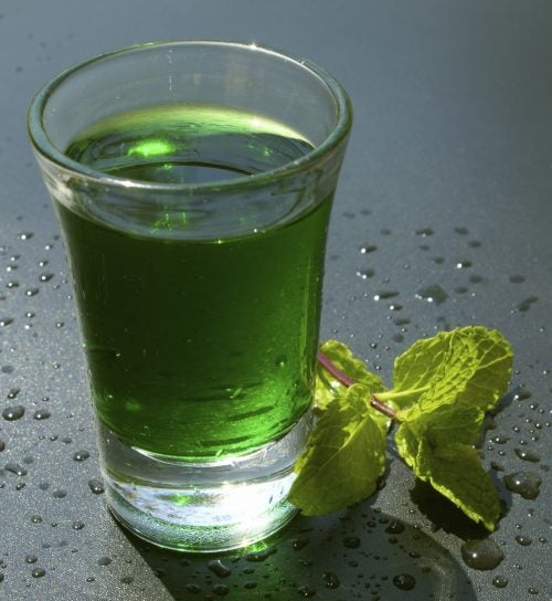 How do I prepare this famous green water that will detoxify my body in three days?