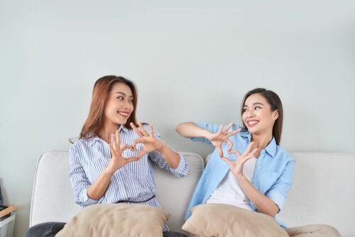 La amistad entre mujeres: una forma sensacional de combatir el estrés