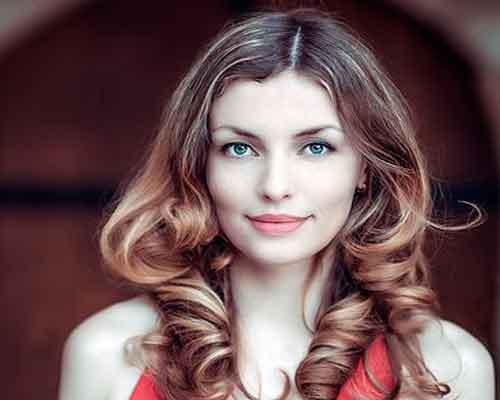 Corte de cabello para rostro ovalado