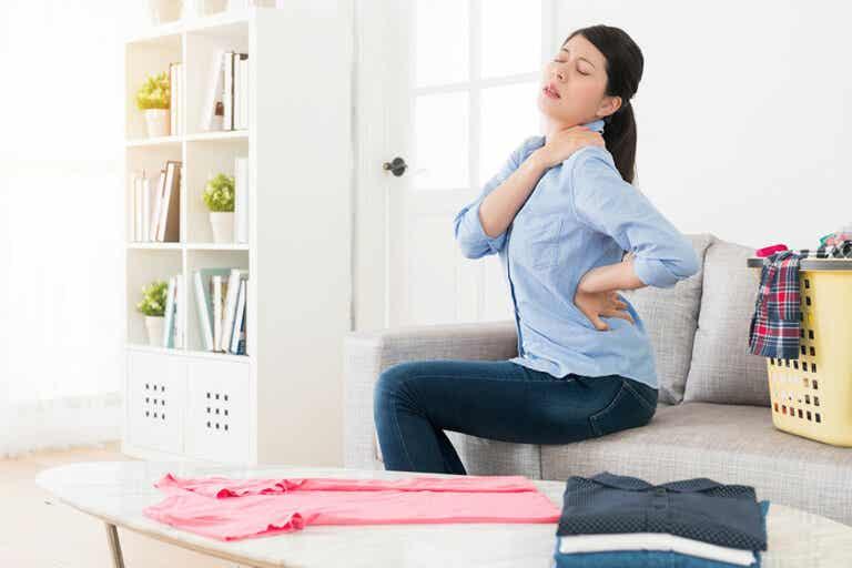 Dolor de cuello y espalda: consejos para aliviarlo