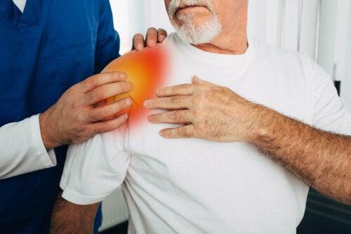 Ejercicios para la tendinitis en el hombro