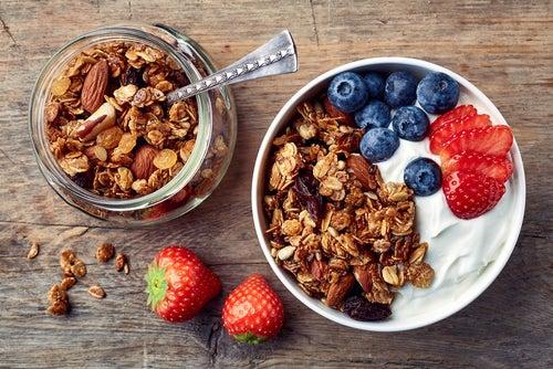 Cómo hacer una deliciosa y nutritiva granola casera y natural