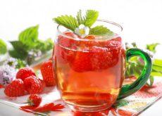 Preparar una infusión de frutas: Infusión de frambuesa