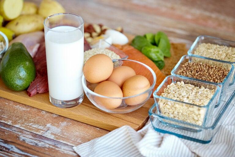 7 signos de que no estás comiendo suficiente proteína