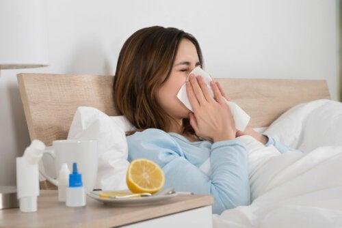 Medicina natural para prevenir la gripe