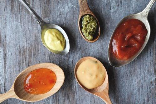4 salsas saludables, nutritivas y medicinales para tus recetas de siempre