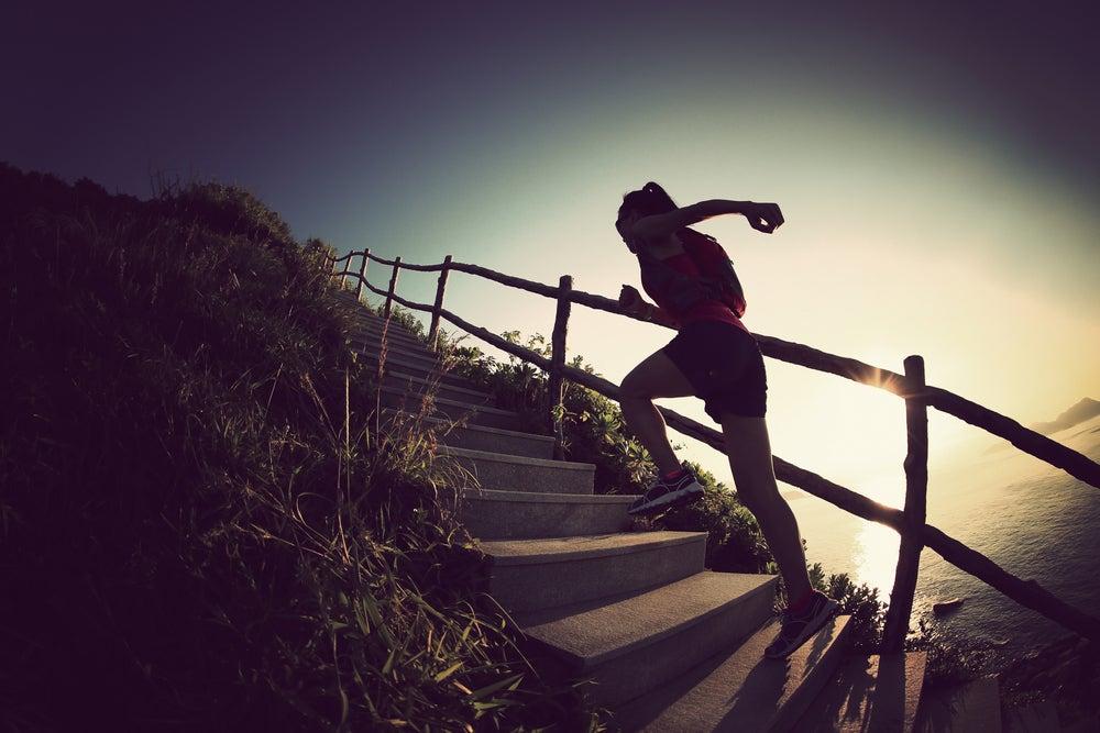 Subir y bajar escaleras, uno de los mejores ejercicios para la salud