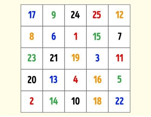Nunca abandones los ejercicios con números, son uno de los mejores métodos para mantener la claridad mental.