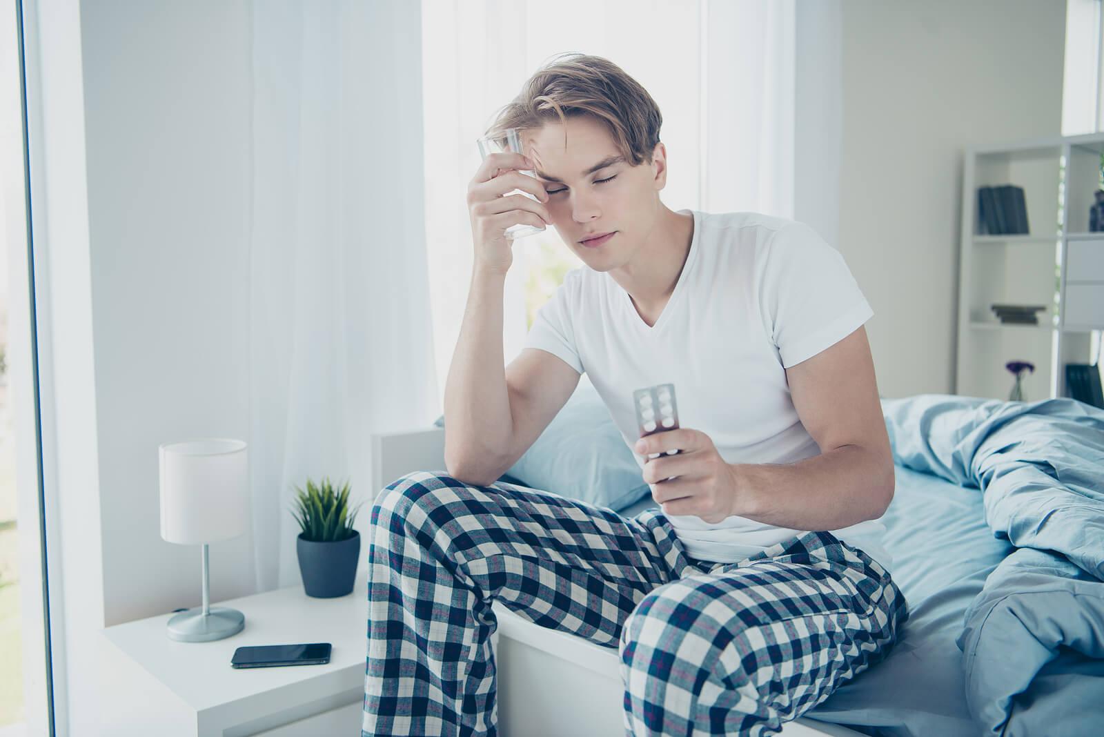 Tratar el dolor de cabeza sin medicamentos