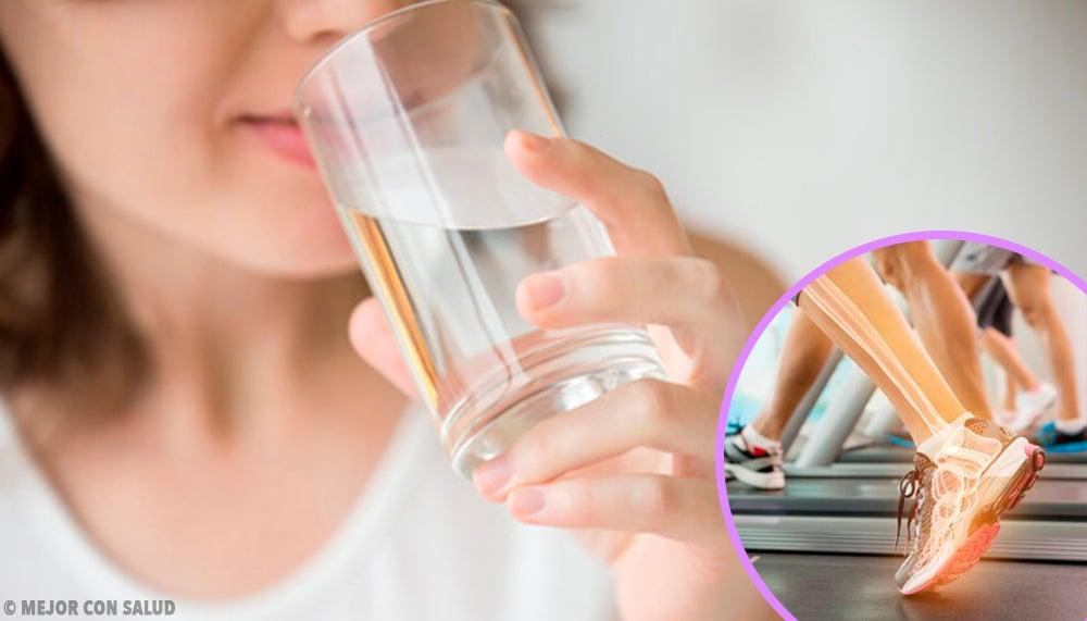 10 consecuencias de consumir poca agua