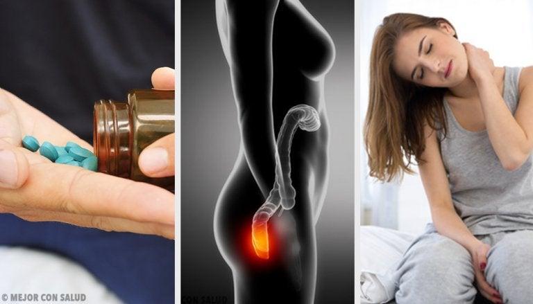 4 cosas que debes evitar si sufres de colitis
