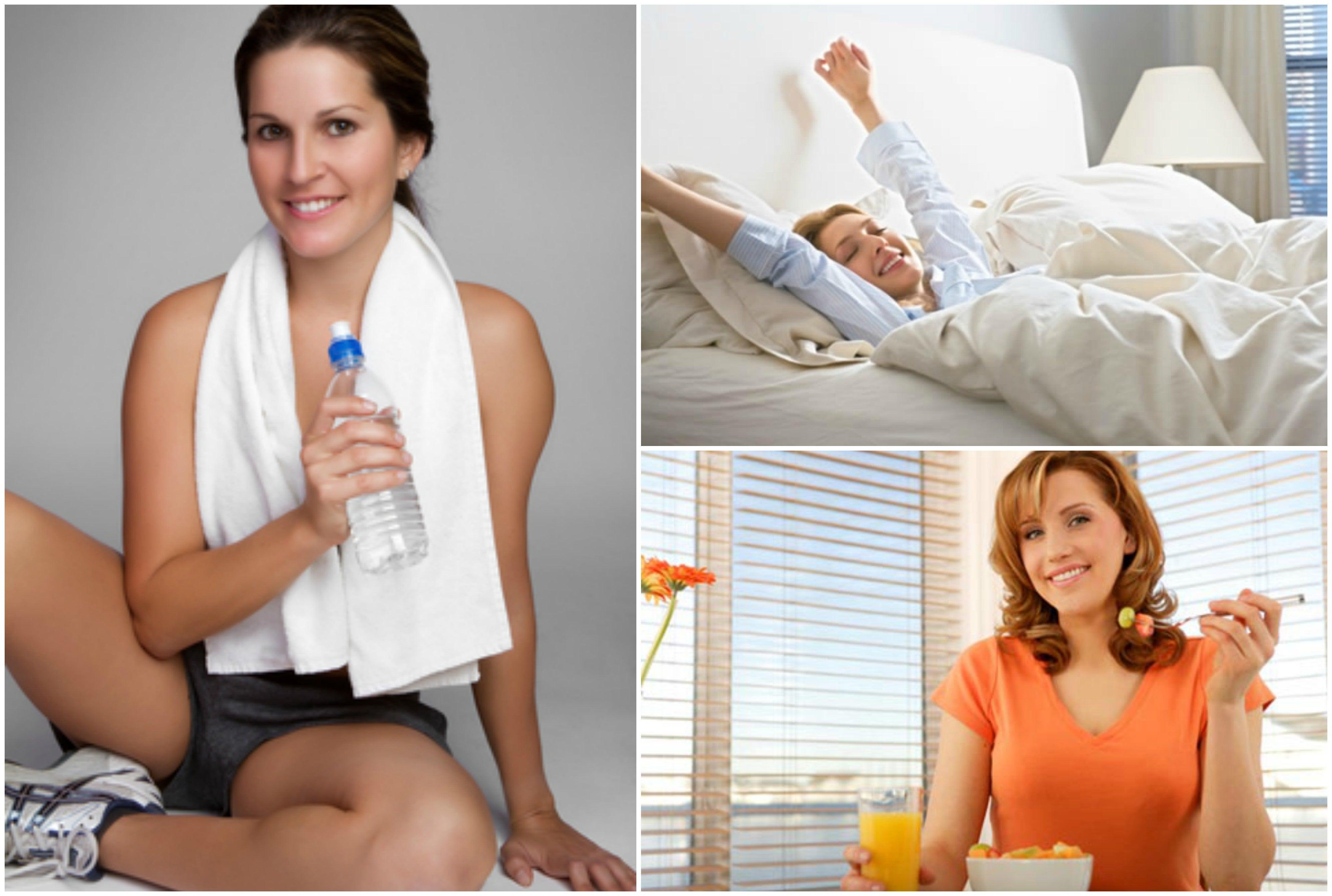 5 cosas que puedes hacer a diario para cargar tu cuerpo de energía