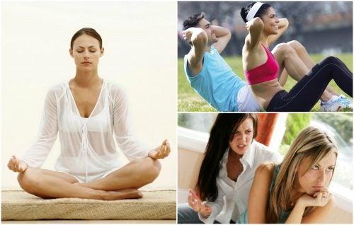 5 técnicas para relajarte y llevar una vida más tranquila