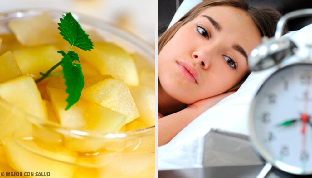 6 cenas saludables para superar el insomnio de manera natural