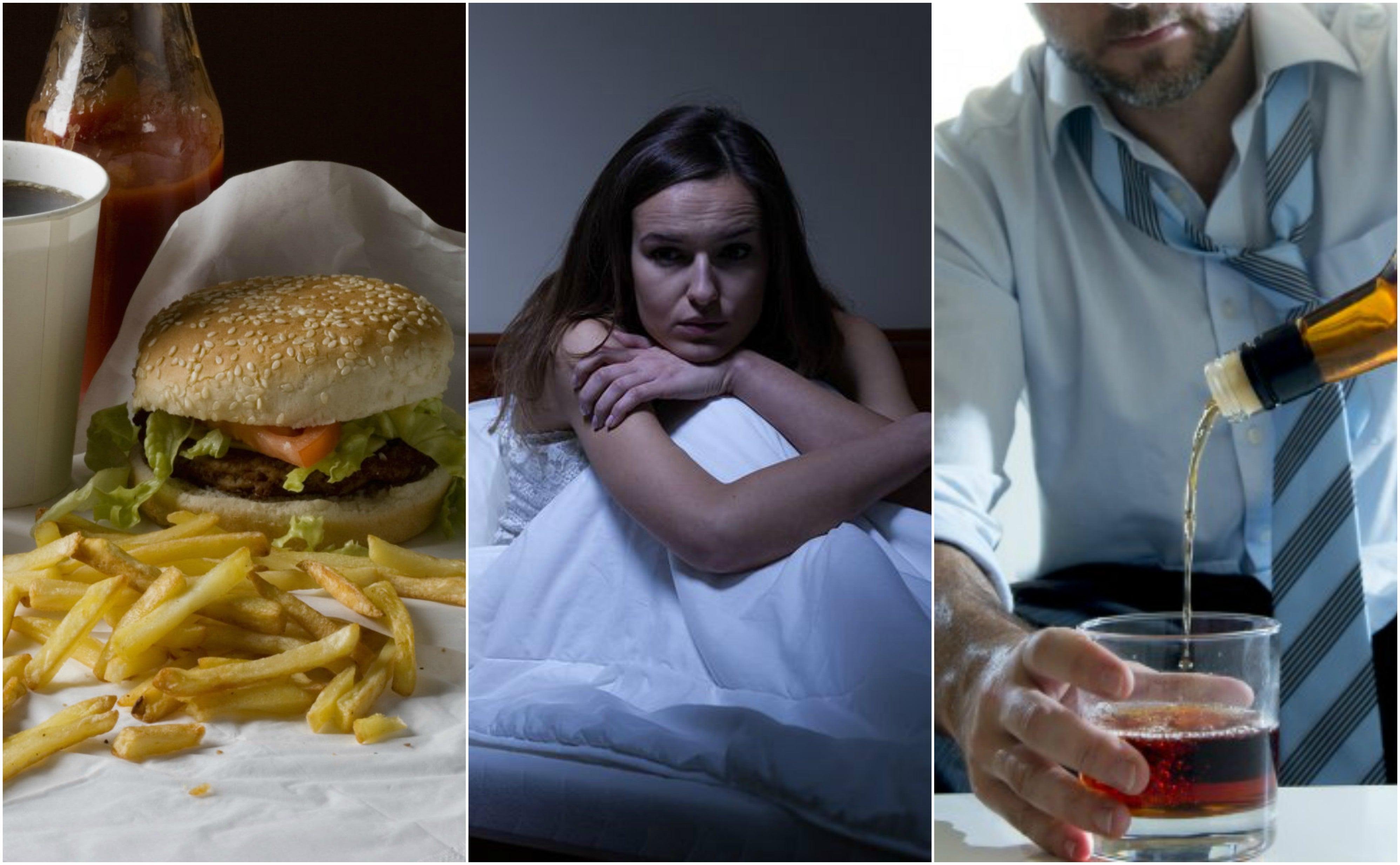 6 desencadenantes comunes de ansiedad que puedes evitar
