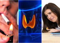 7 malos hábitos que pueden afectar la salud de tu tiroides