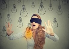 mujer intuición