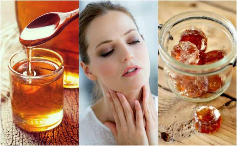 Alivia el dolor de garganta con tus propios caramelos antibióticos