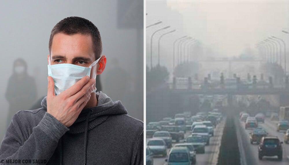 Así es como la contaminación ambiental afecta tus órganos
